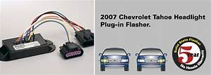 Soundoff Signal 2007  Chevy Tahoe Plug In Headlight Flasher