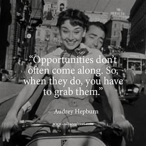 by Audrey Hepbu... Audrey Hepburn Rome Quotes