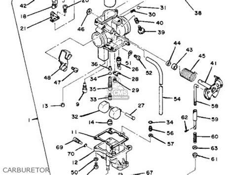 Ttr 50 Wiring Diagram by Yamaha Ttr 125 Carburetor Wiring Diagram And Fuse Box