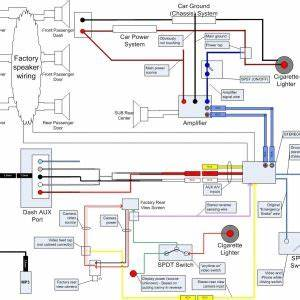 2012 Toyota Tundra Backup Camera Wiring Diagram