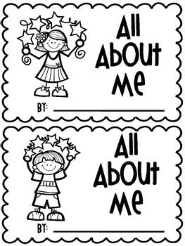 all about me student book by alison funk teachers pay 297 | original 878830 1