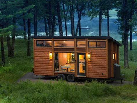12 Beautiful Tiny House On Wheel Exterior View  Small