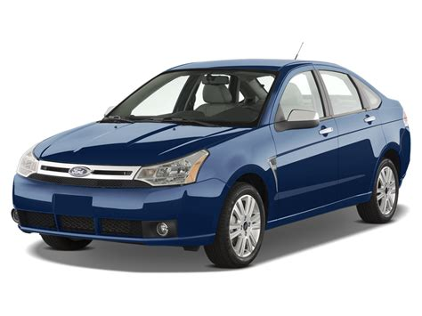 2010 Ford Focus Reviews And Rating