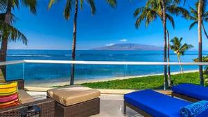 Lahaina baby beach oceanfront house luxury vacation rental