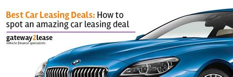 Best Leasing Deals On New Cars by Car And Leasing News Gateway2lease