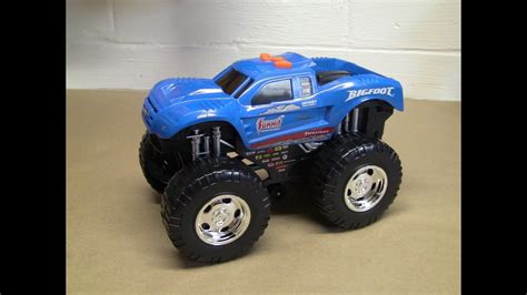 new bigfoot monster truck adventure force wheel standers bigfoot monster truck new
