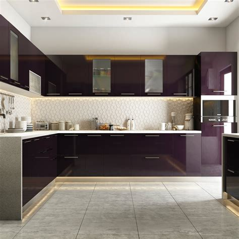 popular colors for kitchens 55 modular kitchen design ideas for indian homes 4315
