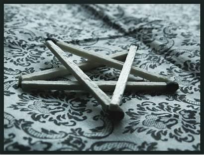 Pentagram Wallpapers Match Demon Death Background Wallpapertag