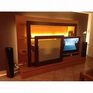Meuble Tv Etagere : meuble tv etag re roche bobois carnaval achat et vente ~ Teatrodelosmanantiales.com Idées de Décoration
