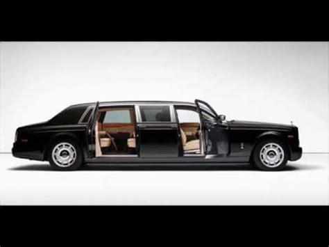 Rolls Royce Limousine by Rolls Royce Phantom Limousine αίσθηση πολυτελείας