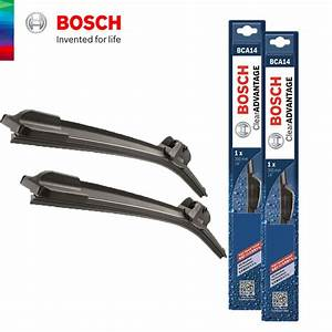 Wiper Frameless All New Avanza Xenia Bosch Clear Advantage 21 U0026quot  14 U0026quot