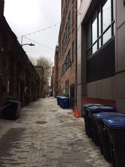 canton nord pioneer passage alley improvement project