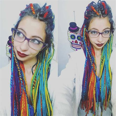 colorful braiding hair 10 epic colorful box braids to spice it up hairstylec