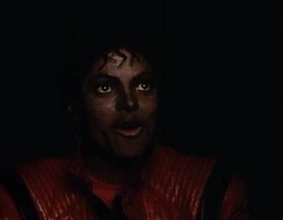 Jackson Michael Popcorn Thriller Eating Gifs 80s