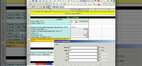 sinking fund calculator compounded monthly ms excel future value formula investment or annuity in