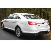 2009 Ford Taurus  Information And Photos MOMENTcar