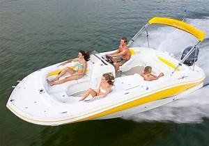 New 2017 Hurricane Sundeck Sport 203 Ob Power Boats