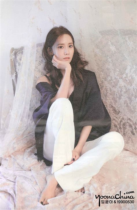Girls Generations Yoona Shows A Different Side Of Herself With Latest Pictorial For High Cut