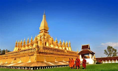Laos Capital City