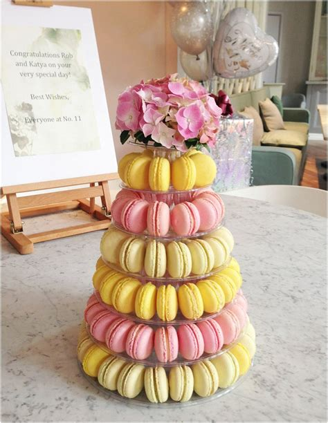 Married With Macarons Katya And Robs Pastel Pretties At No