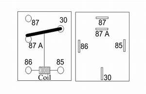 Amp Relay - 12 Volt 30  40 - Danhard