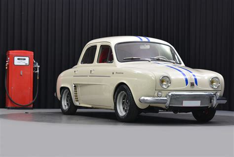 renault gordini 1961 renault dauphine gordini look 1 4 turbo engine