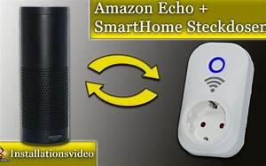Smart Home Steckdosen : smarthome steckdosen mit amazon alexa verbinden rh nkanal schafe videos online ~ Yasmunasinghe.com Haus und Dekorationen