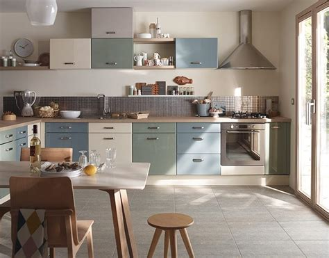 sixties une cuisine vintage est toujours dans l 39 air du