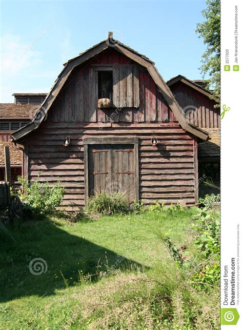 shed stock photo image