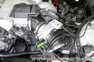 Bmw Z3 Intake Air Ducts Replacement