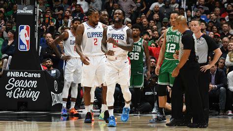 Celtic Tickets Vs LA Clippers