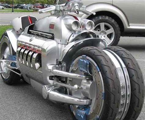 Fastest Dodge Tomahawk Motorcycle