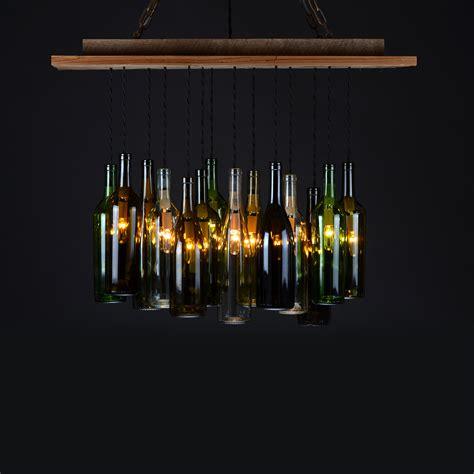 wine bottle chandelier for sale wine bottle chandelier dirk nyk design touch of modern