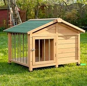Cabane Pour Chien : niche pour chien design comparatif de mod les abordables ~ Melissatoandfro.com Idées de Décoration