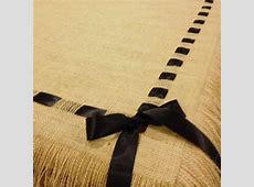 25+ best ideas about Burlap Tablecloth on Pinterest