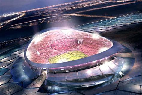 foster partners  design qatars  world cup