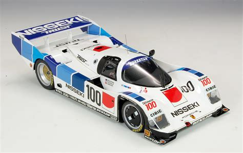 The porsche 962 was designed in 1984 to allow the german company to participate in the american championship imsa gtp. Review: Nisseki Trust Porsche 962C Limited Edition | IPMS ...