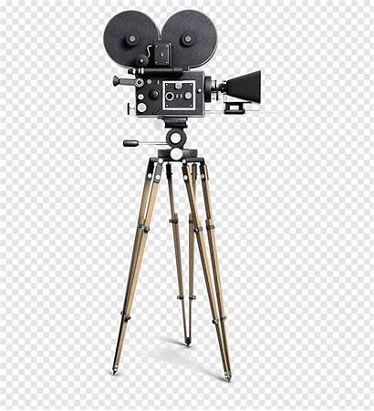 Projector Film Camera Stand Gray Graphic Graphy
