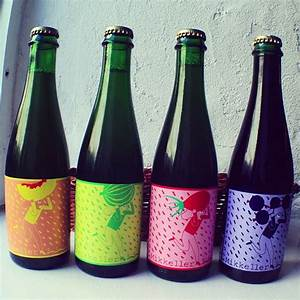 Mikkeller Spontaneous Bottles. The series features a base ...