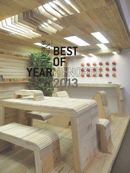 Pop Up Cer Interior Design by Dubbeldam Architecture Design News Dec 2013