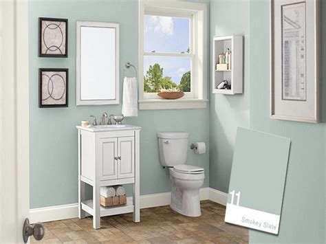Most Popular Bathroom Paint Colors