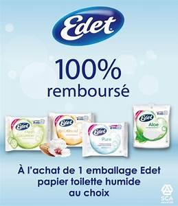 Papier Toilette Humide : papier toilette humide edet 100 rembours avec myshopi ~ Melissatoandfro.com Idées de Décoration
