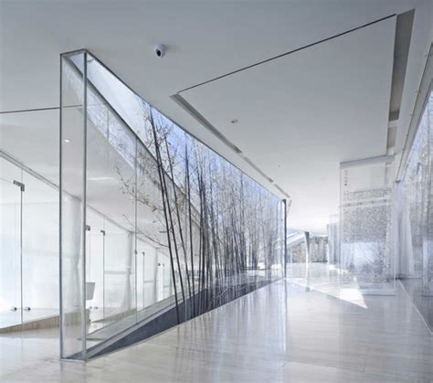 interior glass walls for homes riverside clubhouse tao trace architecture office