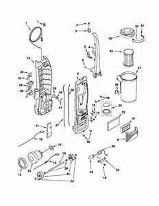 116 34720402 Kenmore Upright Vacuum Cleaner Manual