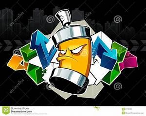 Cool Graffiti Stock Photos - Image: 9710103