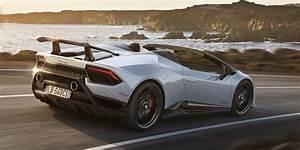 Lamborghini Huracan Spyder : 2018 lamborghini huracan performante spyder revealed update photos ~ Medecine-chirurgie-esthetiques.com Avis de Voitures