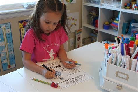 kindergarten officer printables confessions of a 229   IMG 4171