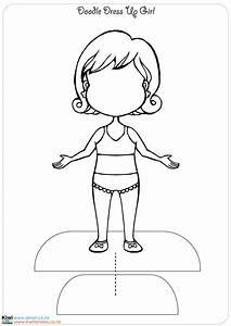 Make your own paper dolls - Kiwi Families