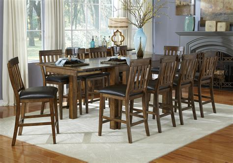 dining tables aamerica mariposa 11 gathering table and slatback 2090