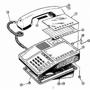 Telephone Parts Diagram